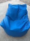 Blue Bean Bag Hire