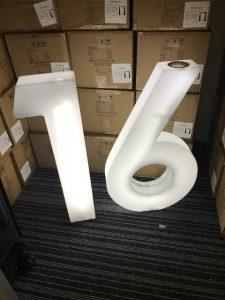 LED 16
