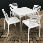 Cafe Table and chairs for hire