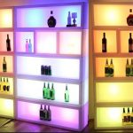 Led Bar Backing Hire