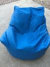 Blue Bean Bag Hire