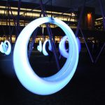 LED Swing hire