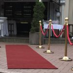 Stanchions and Red Rope Hire Durban